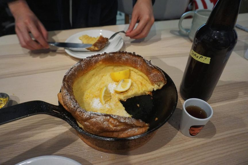 The Dutch Baby Pancake
